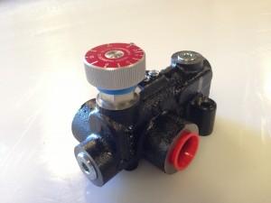 Precision Hydraulic Flow Valve